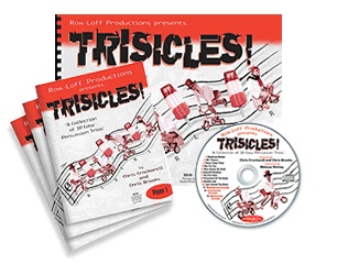 Trisicles