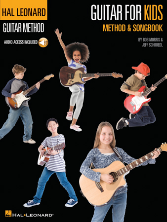 Guitar for Kids Method and Songbook