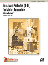 Gershwin Preludes for Mallet Ensemble