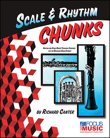 Scale and Rhythm Chunks