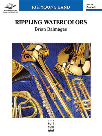 Rippling Watercolors