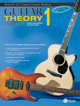 Belwin's 21st Century Guitar Theory #1