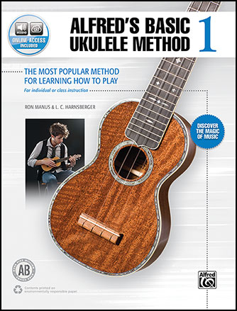 Alfred's Basic Ukulele Method, Vol. 1