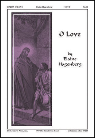 O Love choral sheet music cover