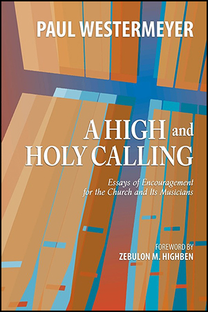 A High and Holy Calling