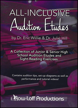 All Inclusive Audition Etudes