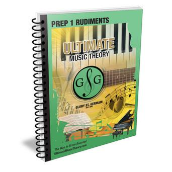 Ultimate Music Theory Prep 1 Level