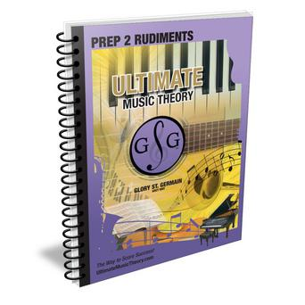 Ultimate Music Theory Prep 2 Level