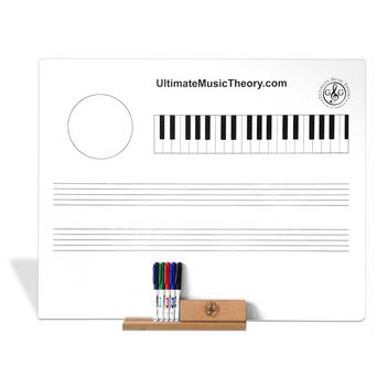 Ultimate Music Theory Whiteboards