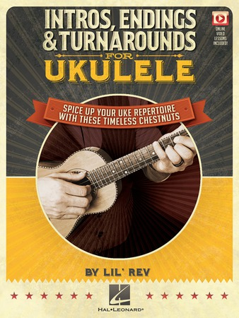 Intros Endings & Turnarounds for Ukulele