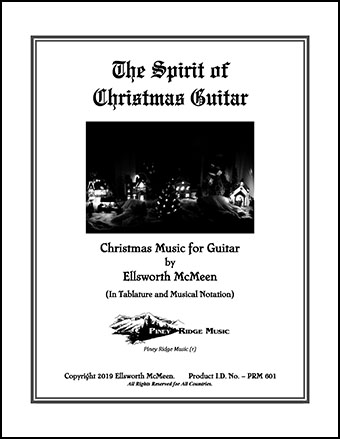 The Spirit of Christmas Guitar