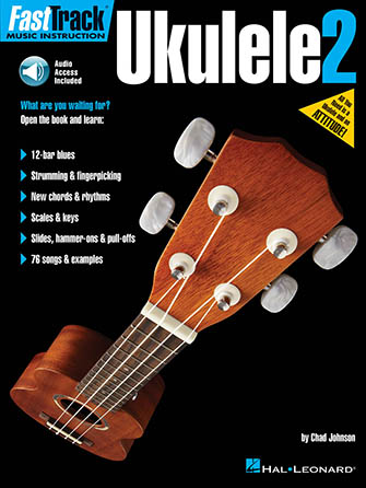 Fasttrack Music Instruction Ukulele, Book 2