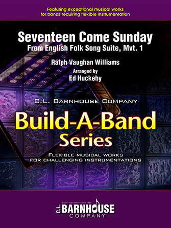 Seventeen Come Sunday choral sheet music cover