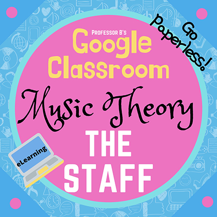 Unit 1: Music Theory Lesson 1: The Staff
