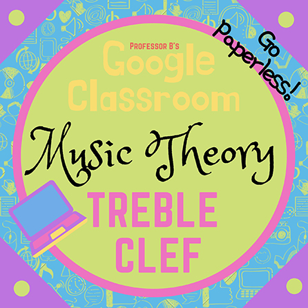 Unit 1: Music Theory Lesson 2: The Treble Clef and Staff