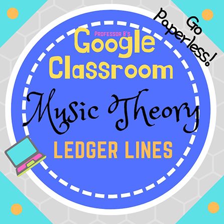Unit 3: Music Theory Lesson 10: Ledger Lines