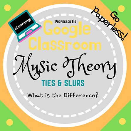 Unit 5: Music Theory Lesson 17: Ties and Slurs