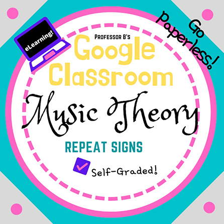 Unit 5: Music Theory Lesson 18: Repeat Signs