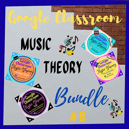 Unit 8: Music Theory Lessons 29 - 32: Complete Bundle