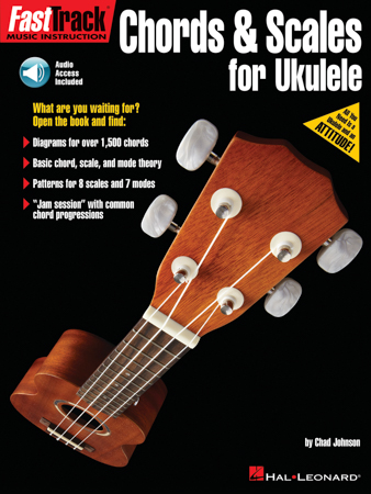 FastTrack Chords & Scales for Ukulele
