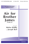 Air for Brother James