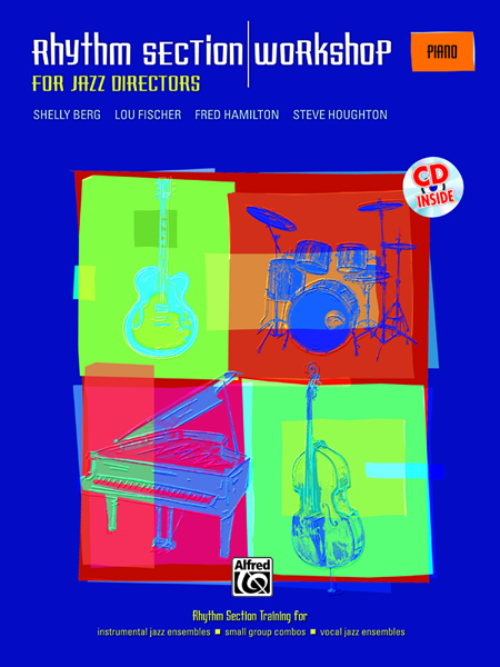 Rhythm Section Workshop for Jazz Directors jazz sheet music cover