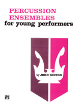 Percussion Ensembles for Young Performers