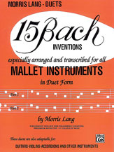 15 Bach Inventions