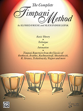 Complete Timpani Method