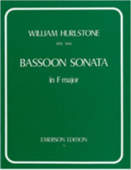 Sonata in F Major-Bassoon Solo