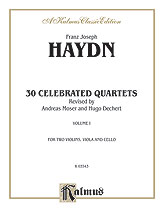 30 Celebrated String Quartets