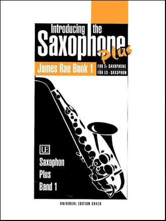 Introducing the Saxophone plus No. 1
