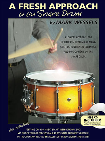 Fresh Approach to the Snare Drum