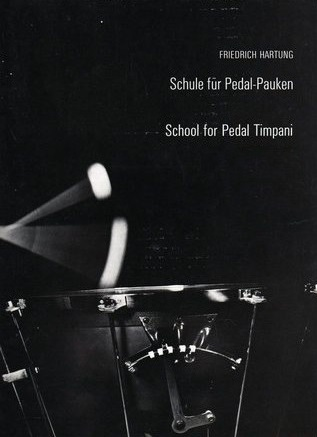 Pedal Timpani Method